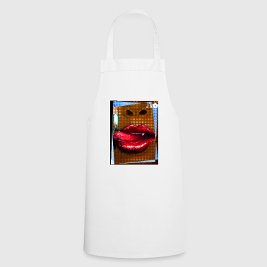Mouth - Cooking Apron