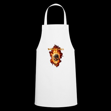 burn in hell - Cooking Apron