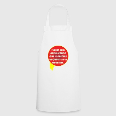 Quality belly - Cooking Apron