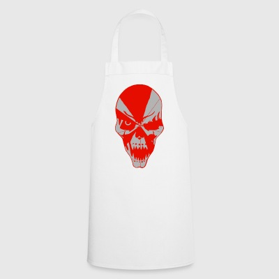 SKULL - Alien - Cooking Apron