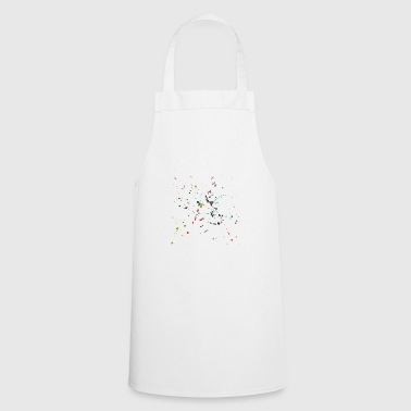 Farbkleckse - Cooking Apron