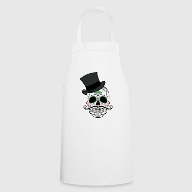 Skull skull - Cooking Apron