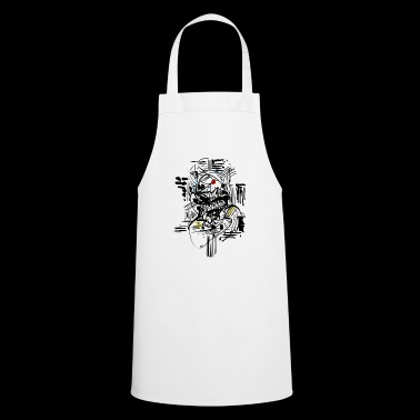 Samurai Ink - Cooking Apron