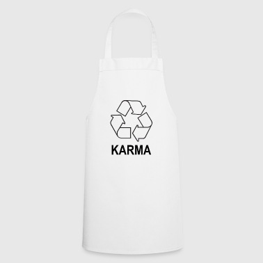 karma - Cooking Apron
