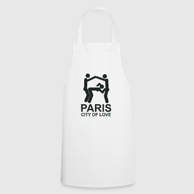 Paris City of Love (City of Love) - Cooking Apron