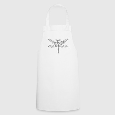 a dragonfly - Cooking Apron