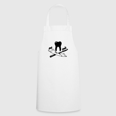Dental care - Cooking Apron