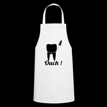 ouch blak - Cooking Apron