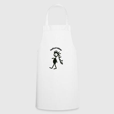 Fast food Indians - Cooking Apron