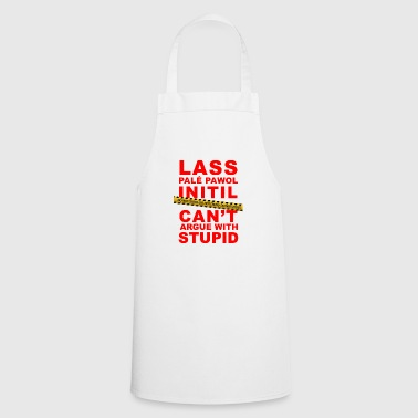 PAWOL INITIL - Cooking Apron