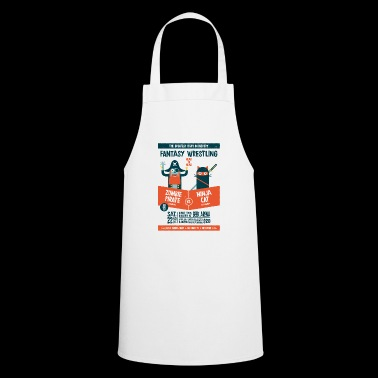 Fantasy wrestling - Cooking Apron