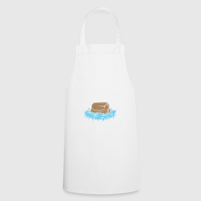 Need An Ark I Noah Guy Wordplay Religion Pun Gift - Cooking Apron