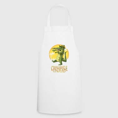 Crocodile undead - Cooking Apron