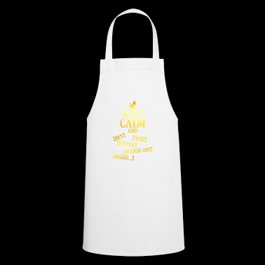 Keep Calm and Navi - Cooking Apron