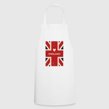 I love England - Cooking Apron