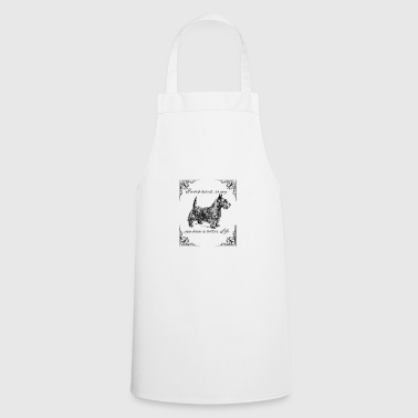 Scottish Terrier's Life - Cooking Apron