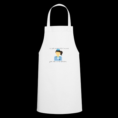 nurse - Cooking Apron