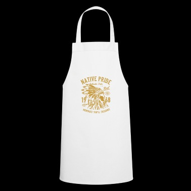 Native American Indians - Cooking Apron