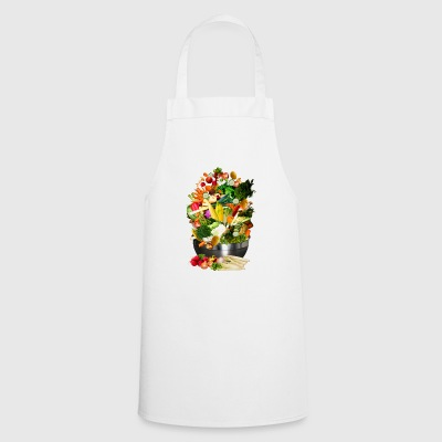 ruebe rueben beet turnip veggie vegetables vegetables - Cooking Apron