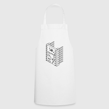 A4988 (no text). - Cooking Apron