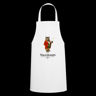 Owld school style - Cooking Apron