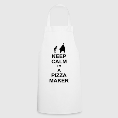 keep_calm_i'm_a_pizza_maker_g1 - Keukenschort