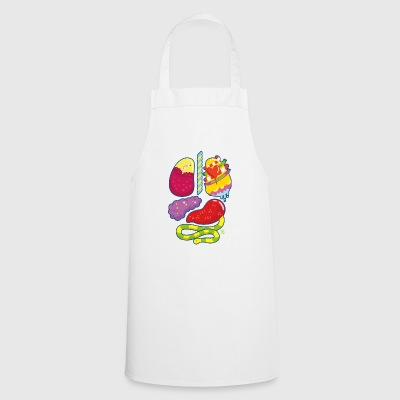 My cute human body - Cooking Apron