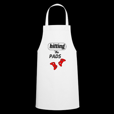 hitting the pads - Cooking Apron