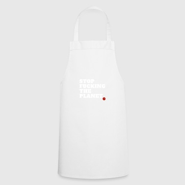 Save planet - Cooking Apron