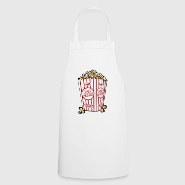 pop-corn - Tablier de cuisine