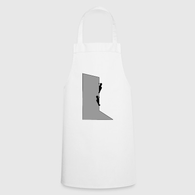 behind the wall - Cooking Apron