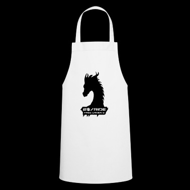 dragonride blak - Cooking Apron