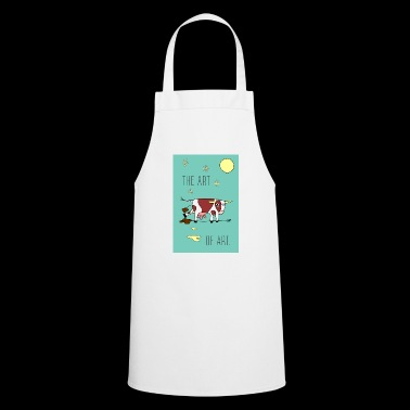 the ART OF ART - Cooking Apron
