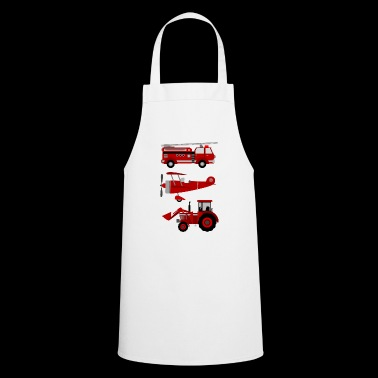 vehicles - Cooking Apron