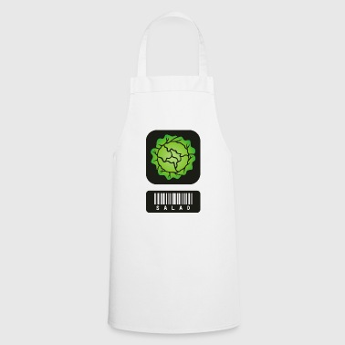 Salad bar - Cooking Apron
