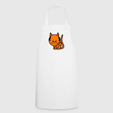 cat grumpy cat - Tablier de cuisine