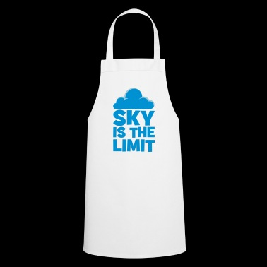Sky is the limit - Cooking Apron