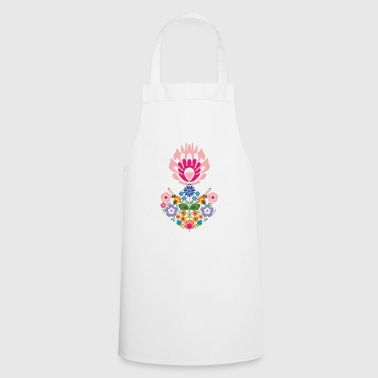 floral - Cooking Apron