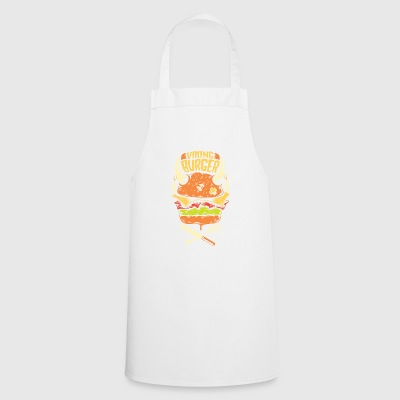 hamburger viking - Tablier de cuisine