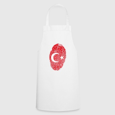 proud to be a turk - Cooking Apron