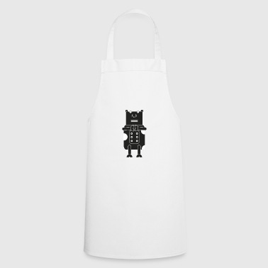 Cow Rock Heavy Metal - Cooking Apron