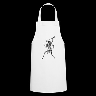 Skeletal fighters - Cooking Apron