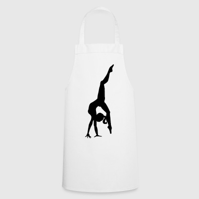 The dancer - Cooking Apron