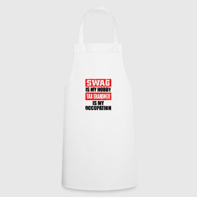 tax examiner - Cooking Apron
