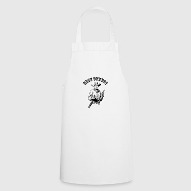 best cowboy carnival costume guns wild west - Cooking Apron