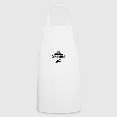 Plaster me - Cooking Apron