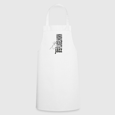 Jazz Flugelhorn - Cooking Apron