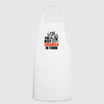 Best Engineer In Town - Cooking Apron