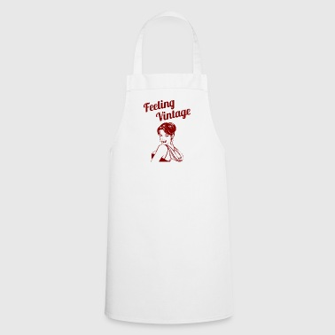 Pin-Up Girl / Rockabilly / 50s: Feeling Vintage - Cooking Apron