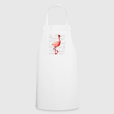 Flamingo Flamingo - Tablier de cuisine